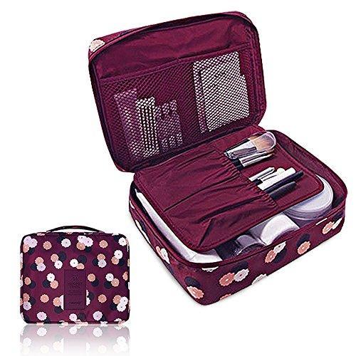 pockettrip clear cosmetic makeup bag toiletry travel kit